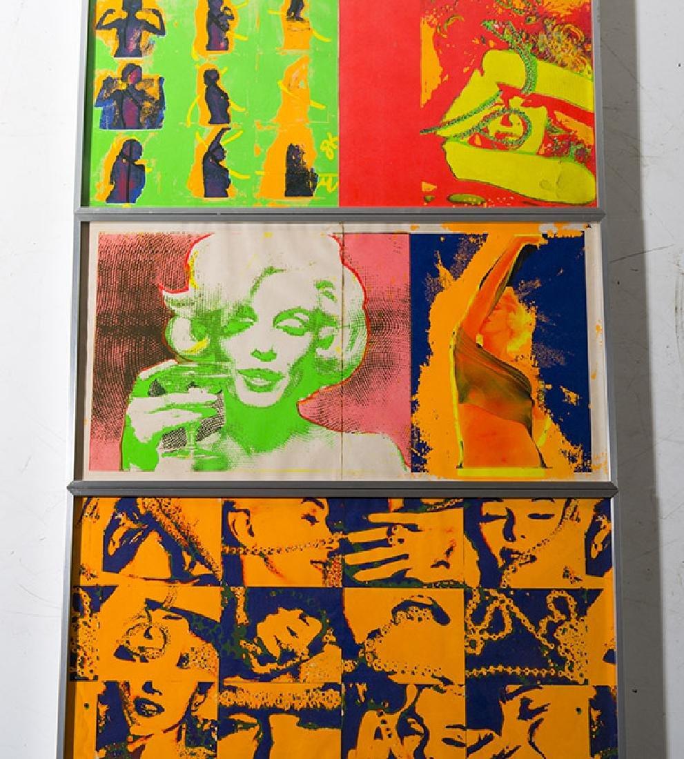 Bert Stern (1929-2013) Silk Screens (New York) - 2