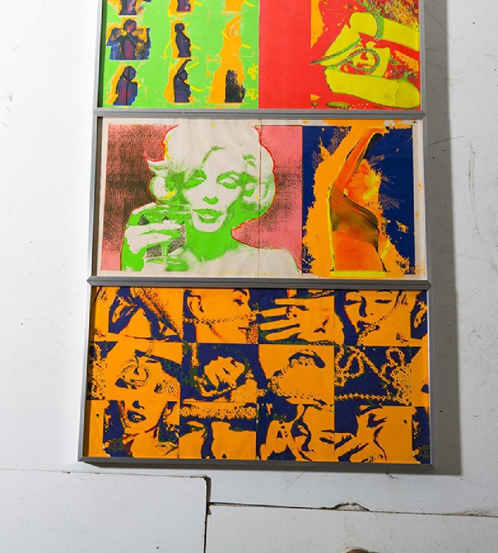 Bert Stern (1929-2013) Silk Screens (New York) - 3