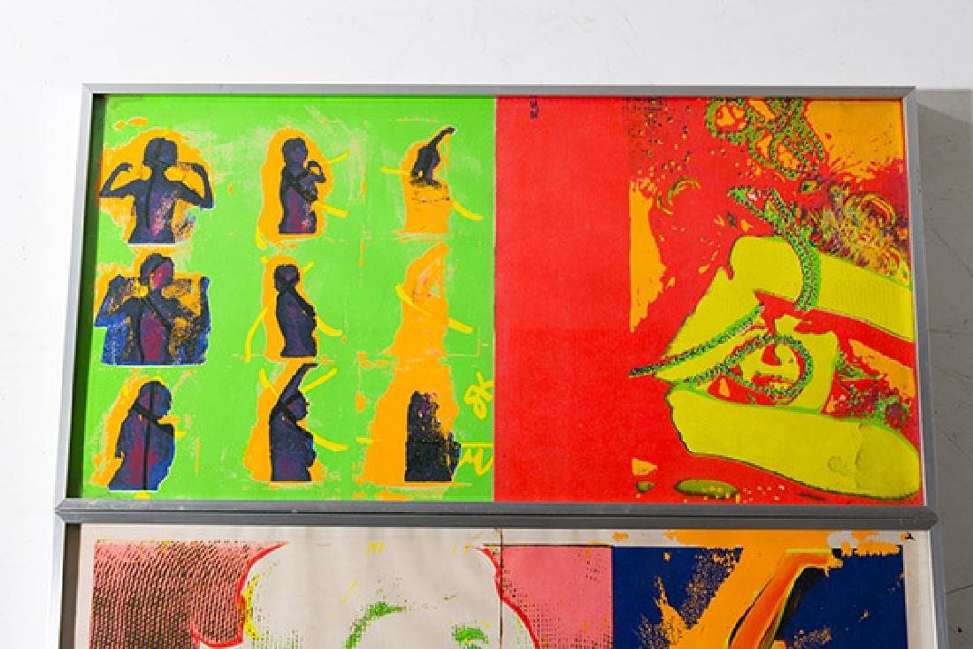 Bert Stern (1929-2013) Silk Screens (New York) - 4