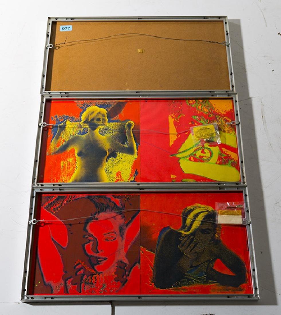 Bert Stern (1929-2013) Silk Screens (New York) - 5