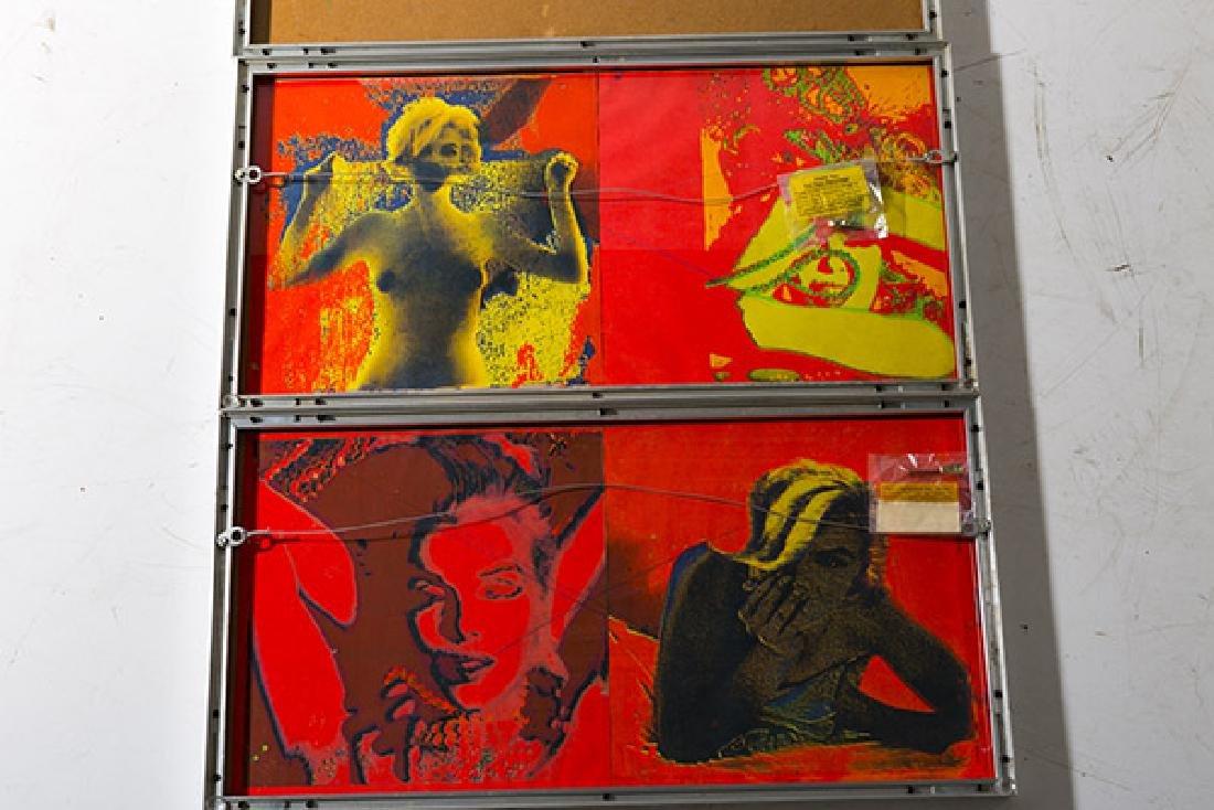Bert Stern (1929-2013) Silk Screens (New York) - 6