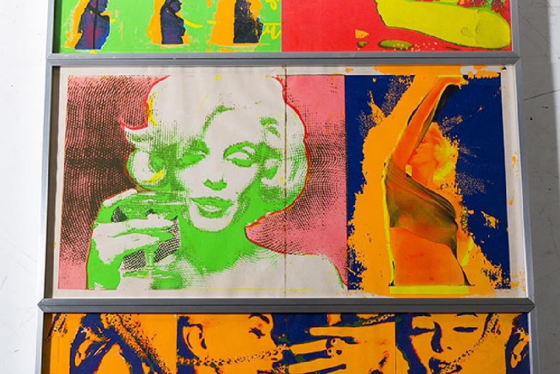 Bert Stern (1929-2013) Silk Screens (New York) - 9