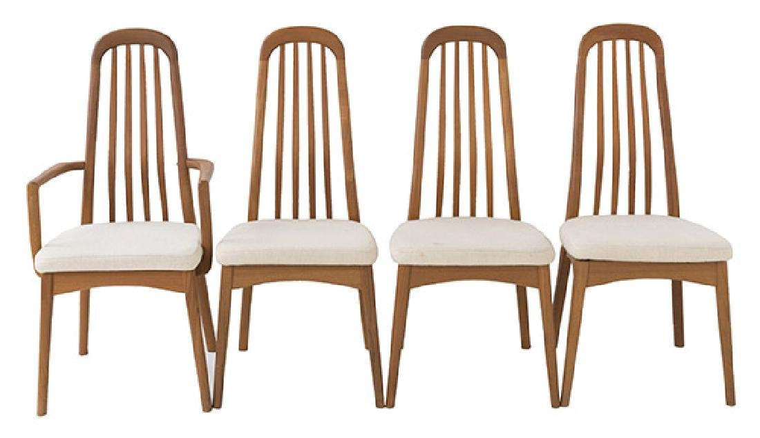 In the Manner of Ib Kofod-Larsen Dining Chairs