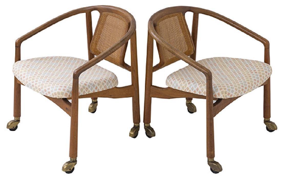 Hartmut Lohmeyer (Attribution) Lounge Chairs