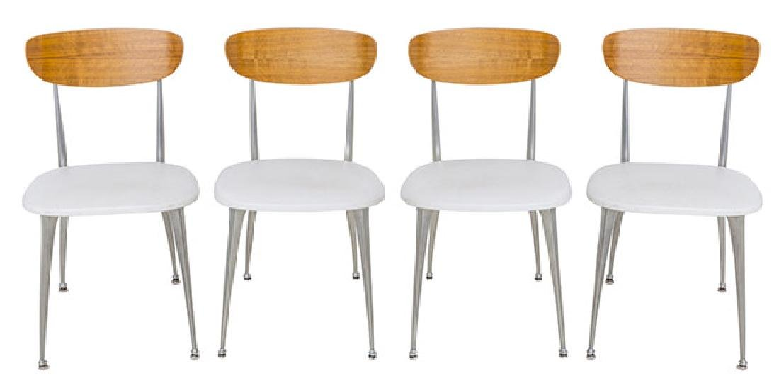 Shelby Williams Gazelle-Leg Dining Chairs