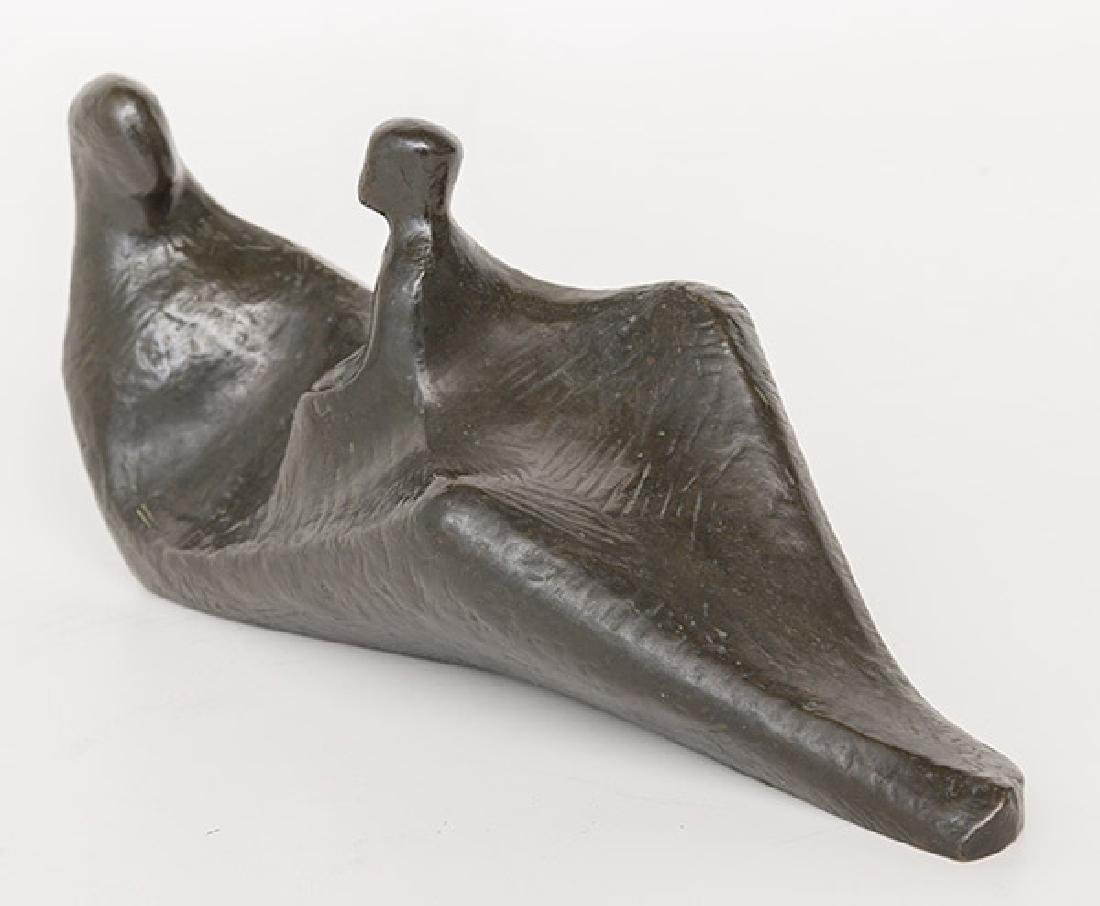 Joachim Berthold (1917-1990) Bronze (Germany) - 3