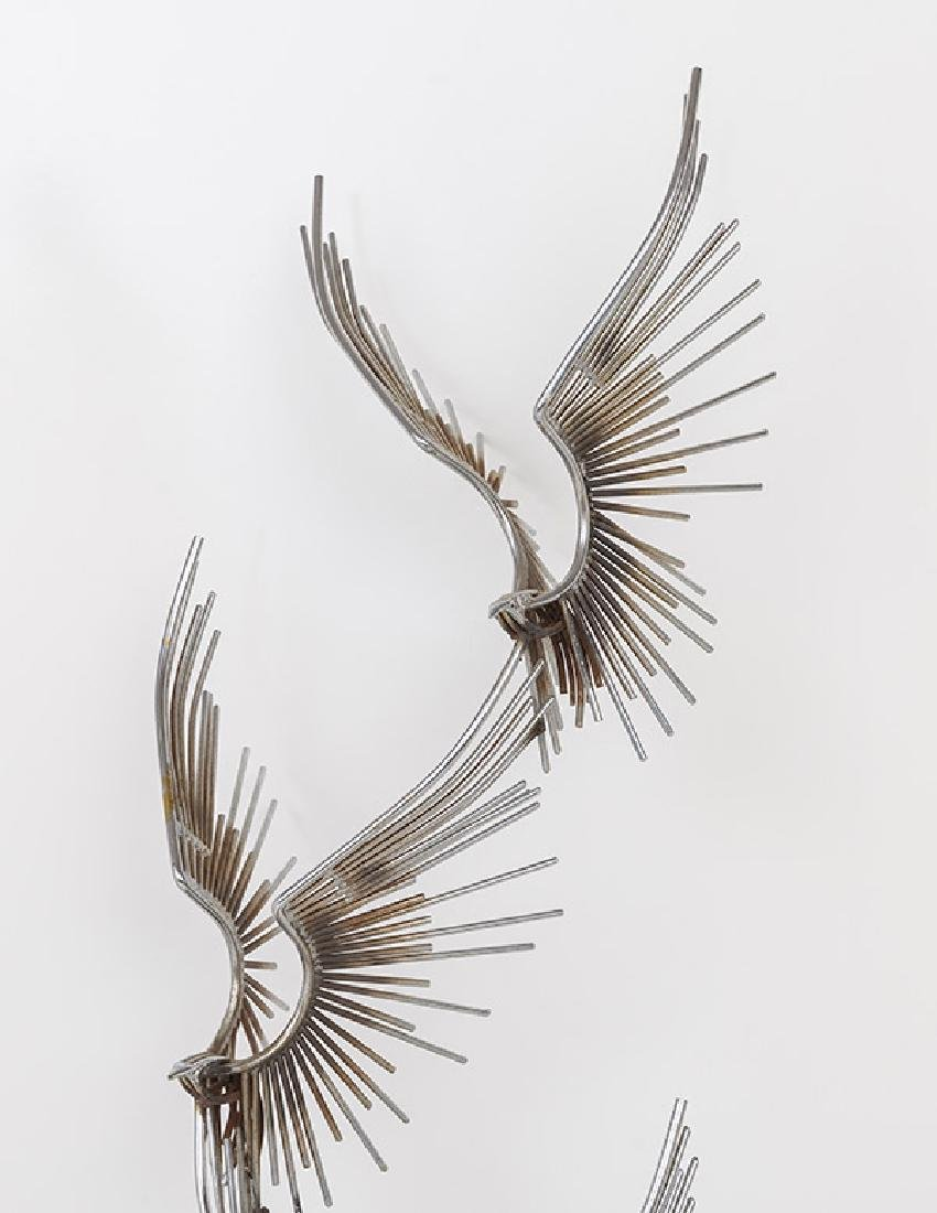 Curtis Jere' Eagle Sculpture - 2