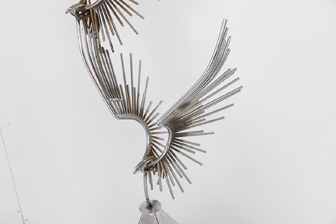 Curtis Jere' Eagle Sculpture - 3
