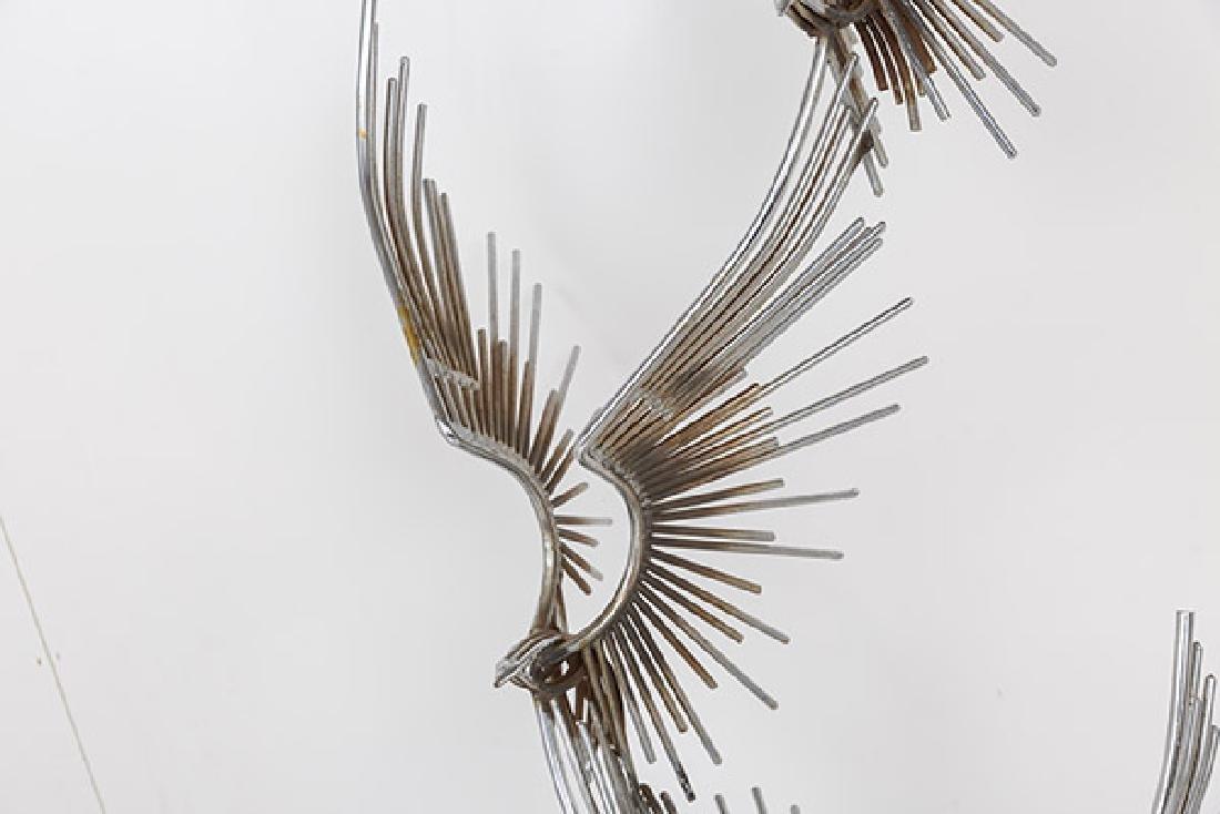 Curtis Jere' Eagle Sculpture - 4