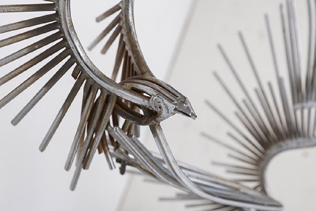 Curtis Jere' Eagle Sculpture - 7