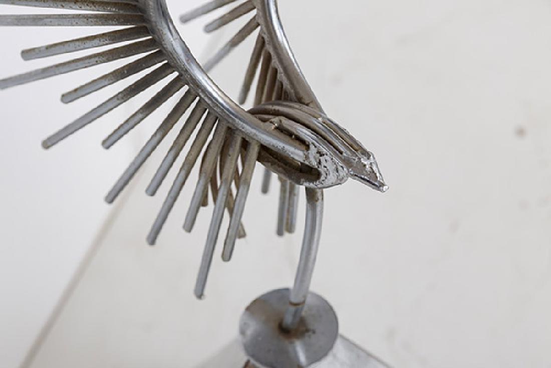 Curtis Jere' Eagle Sculpture - 8