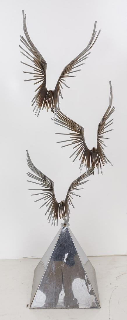 Curtis Jere' Eagle Sculpture - 9