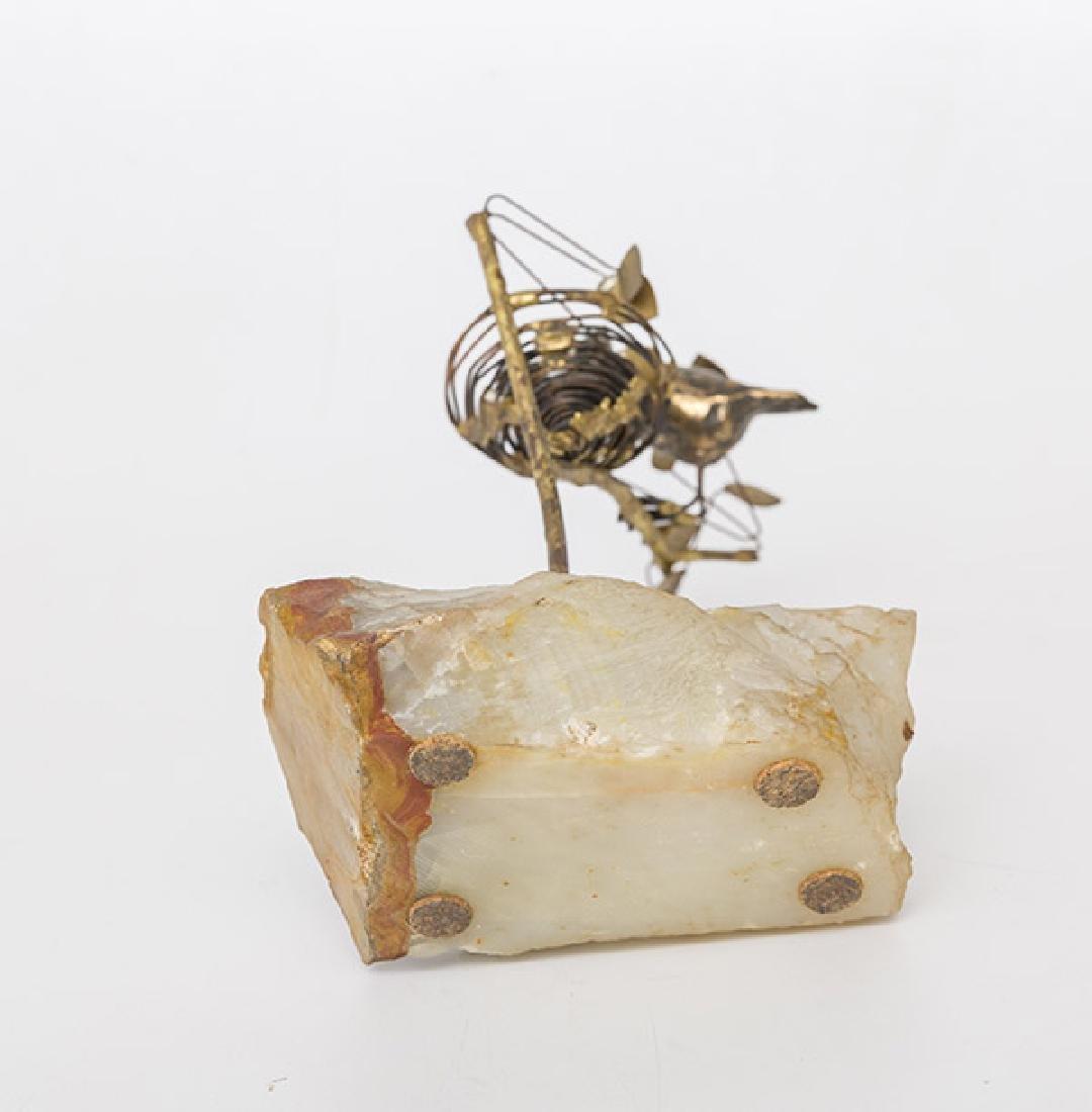 Curtis Jere' Nest Sculpture - 4