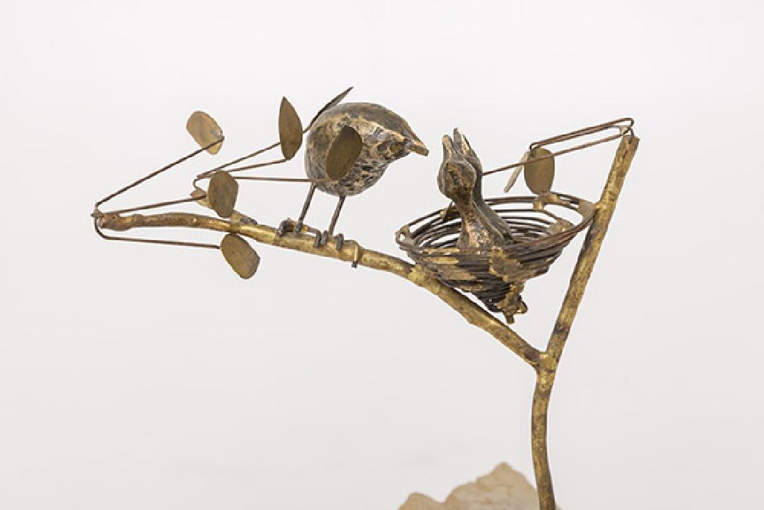 Curtis Jere' Nest Sculpture - 6