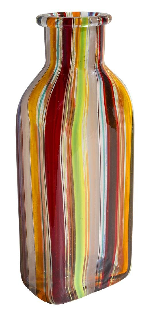 Angelo Barovier (Attribution) Canne Vase