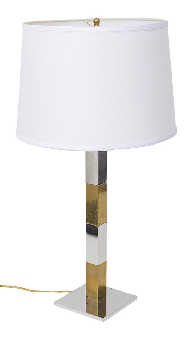 Paul Evans (Attribution)Table Lamp