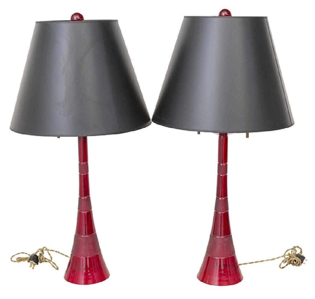 John Hutton Table Lamps