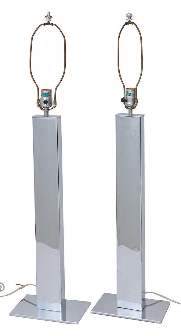 Walter Von Nessen Table Lamps