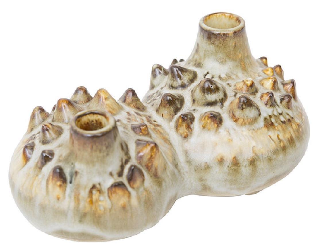 Einar Johansen Double Organic Vase