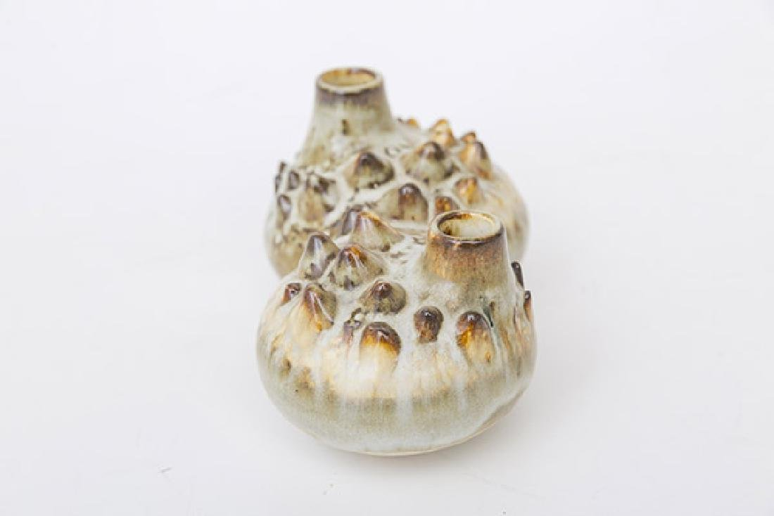 Einar Johansen Double Organic Vase - 5