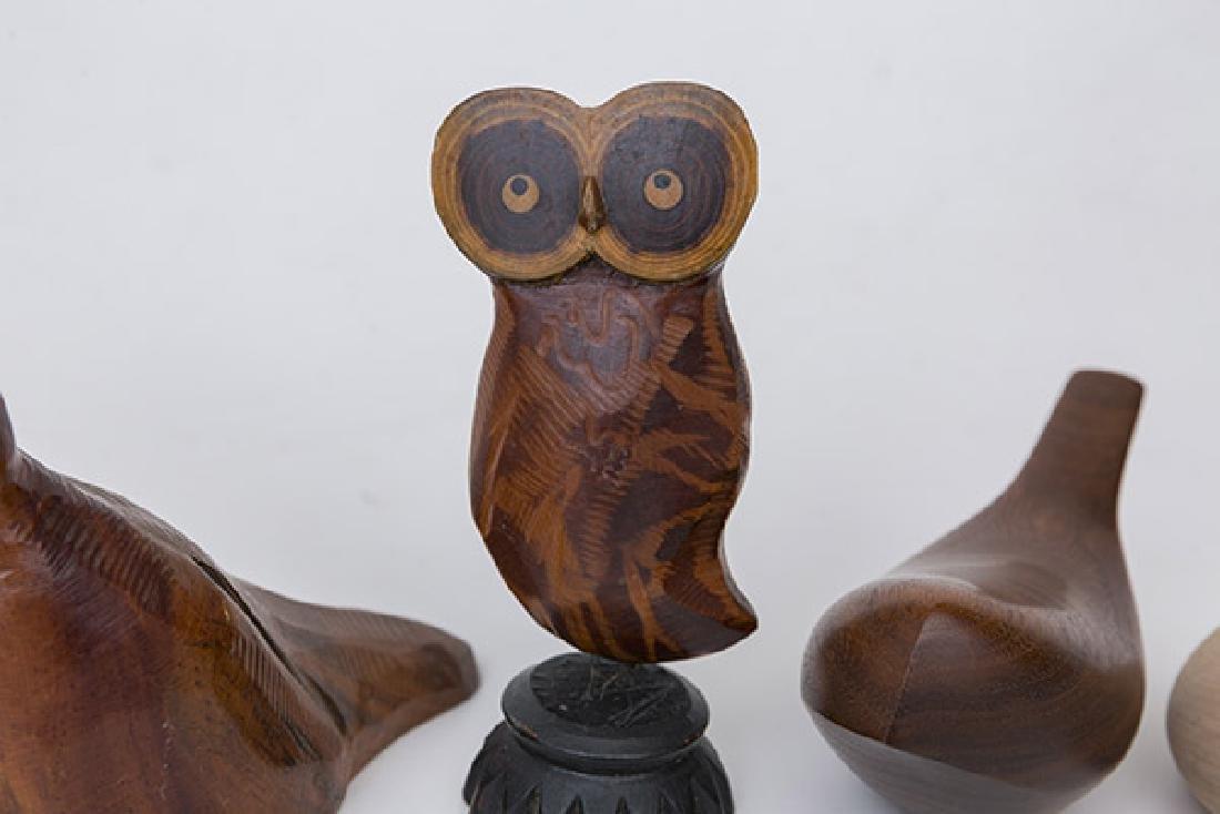 Martin Tischker & Roger Sloan Wood Sculptures - 2