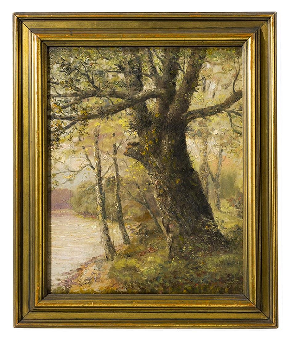 Charles A. Meurer (1865-1955) (Cincinnati, Ohio) Oil
