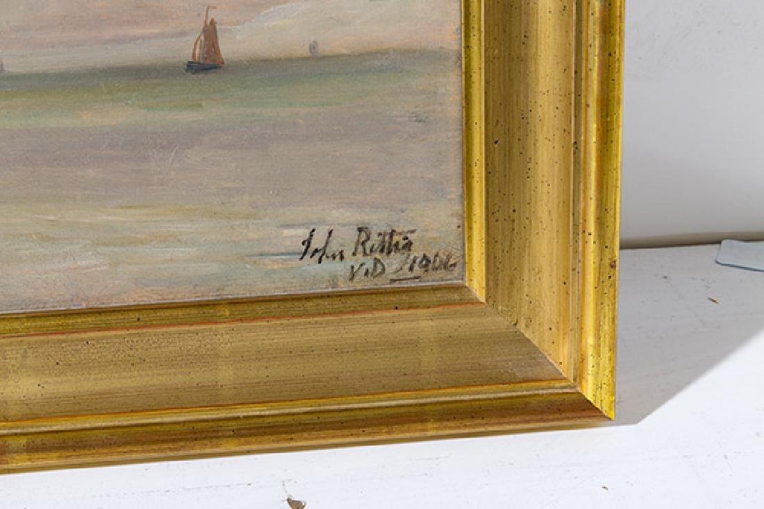 John Rettig (1858-1932) Cincinnati, Ohio, Oil - 2
