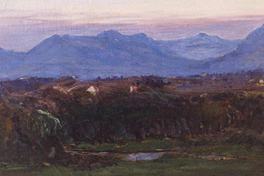 Lewis Henry Meakin (1850-1917) Oil - 4