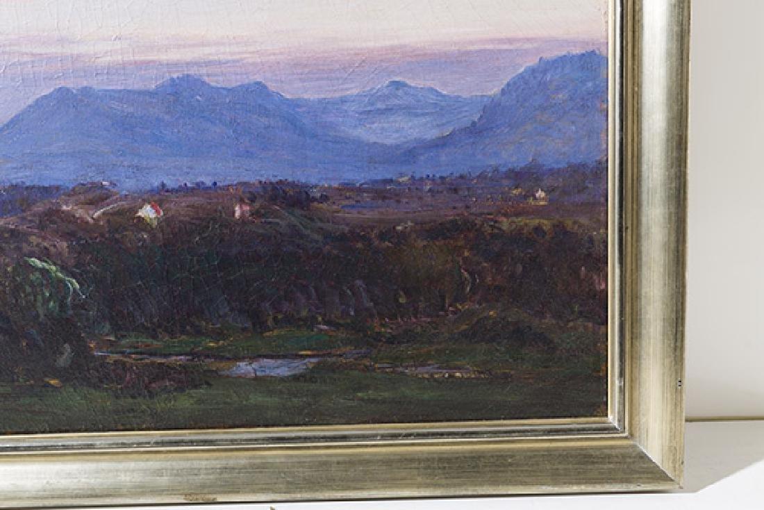 Lewis Henry Meakin (1850-1917) Oil - 5