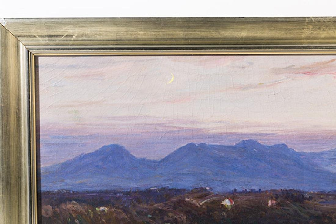 Lewis Henry Meakin (1850-1917) Oil - 6