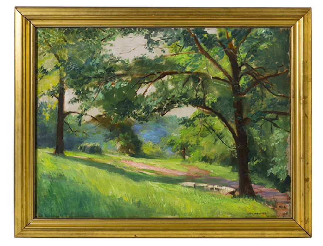 Caroline Lord (1860-1927) Cincinnati artist