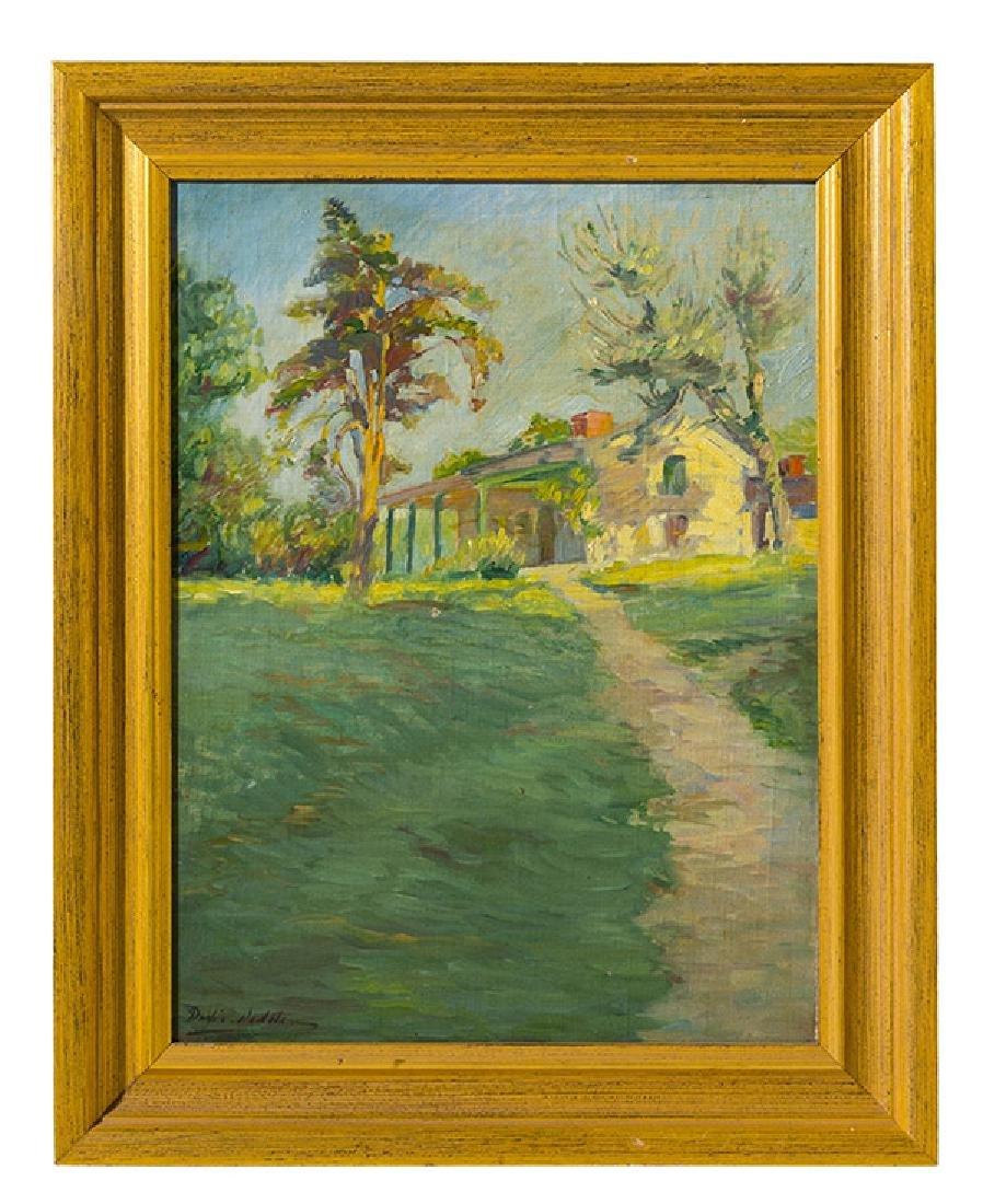 Dixie Seldon (1871-1936) Oil (Cincinnati)