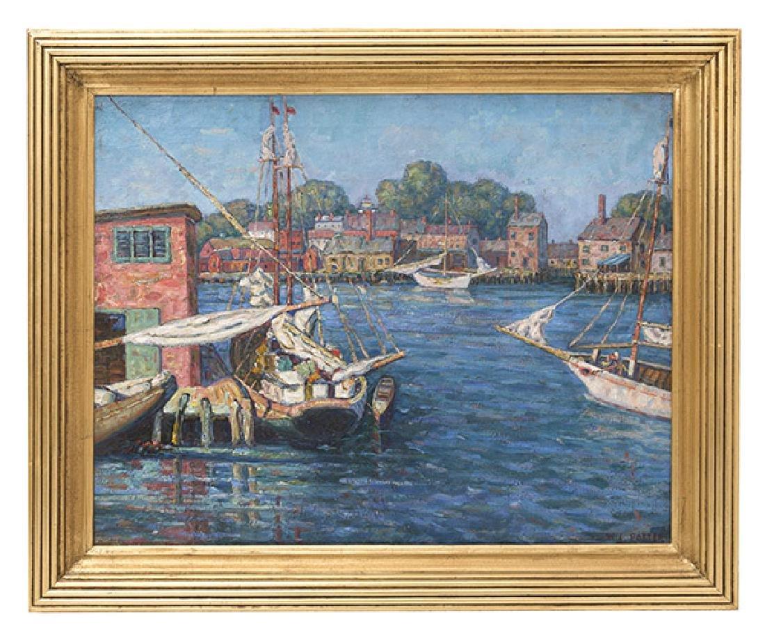 William Potter (1883-1964)(Pennsylvania) Oil