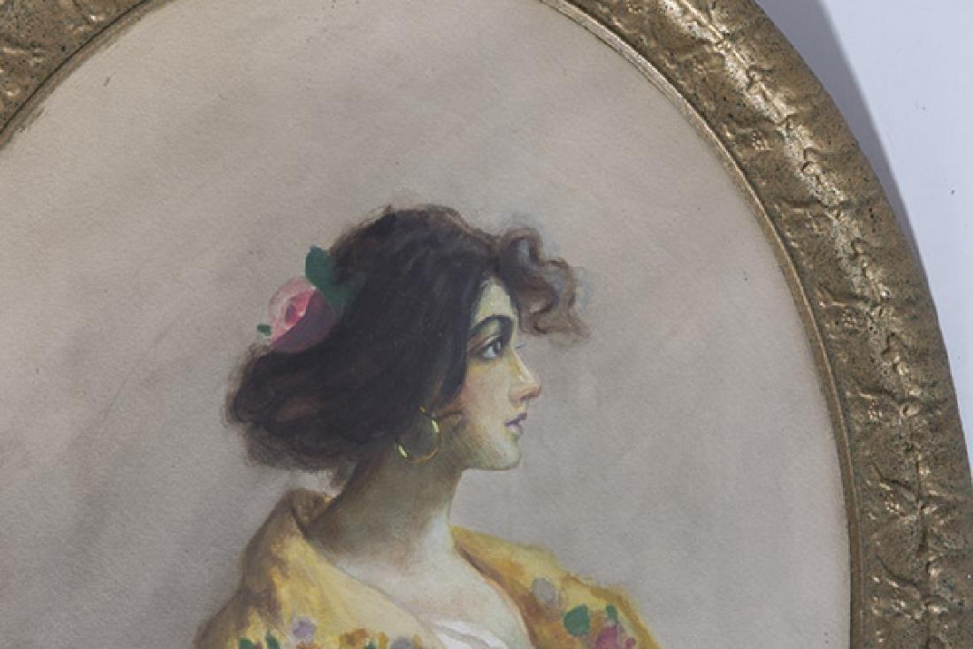 E. Goodwin Watercolor - 4