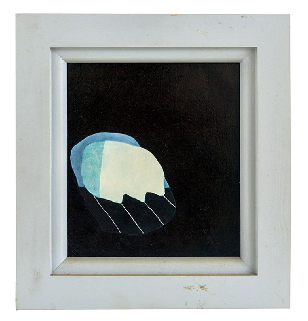 Peter Schroth (born 1955) Oil