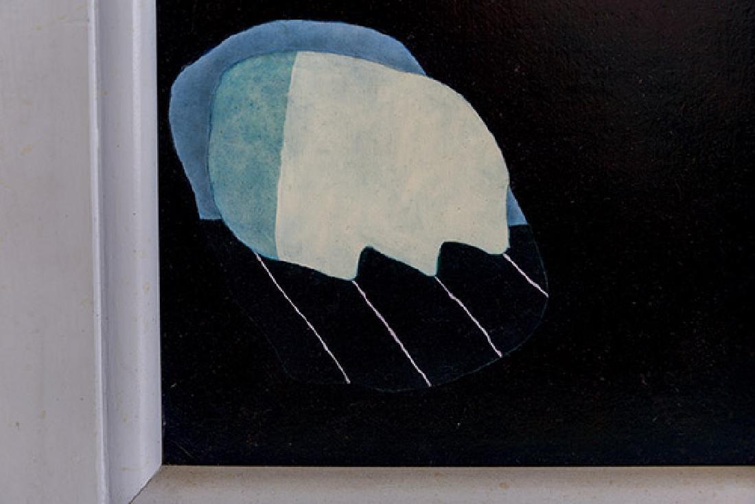 Peter Schroth (born 1955) Oil - 2