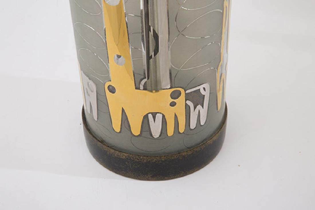 Tommi Parzinger (Attribution) Giraffe Lamp - 3