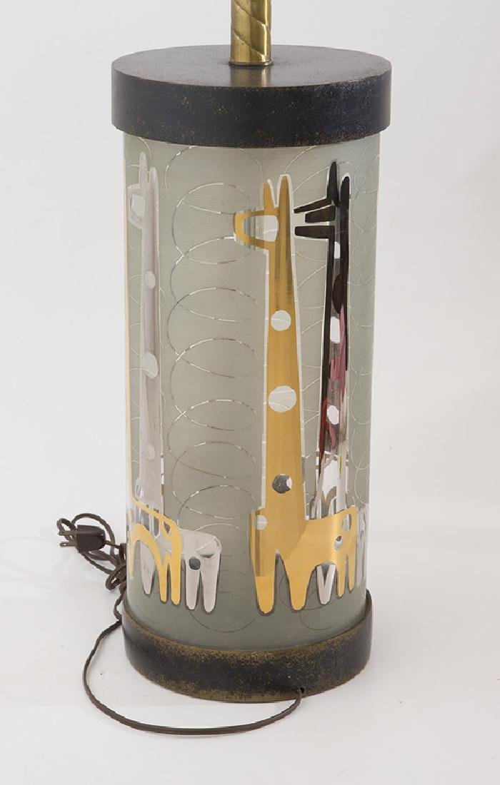 Tommi Parzinger (Attribution) Giraffe Lamp - 6