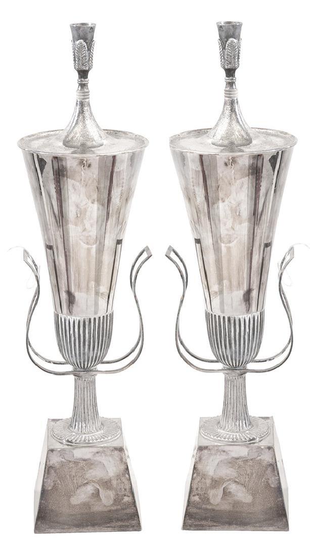 Tommi Parzinger Table Lamps