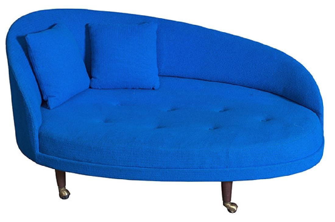 Adrian Pearsall Curved Chaise Lounge