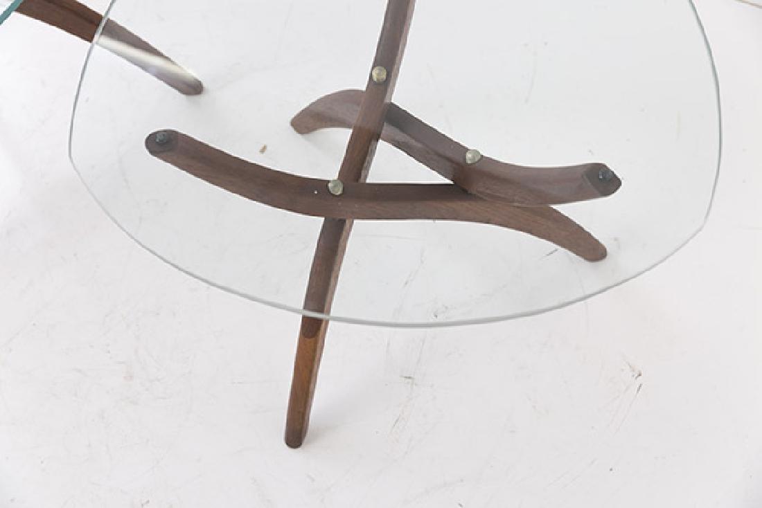 Pair Forest Wilson Sculptural Tables - 2