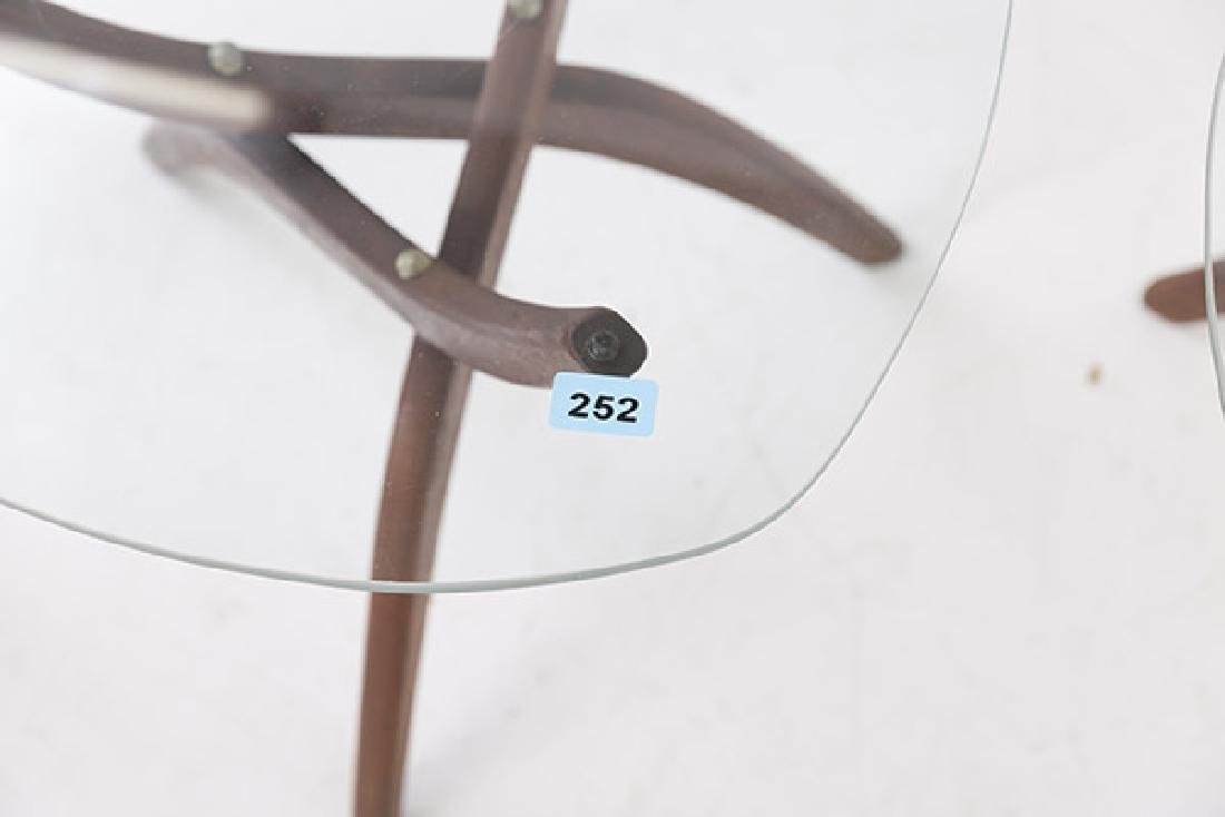Pair Forest Wilson Sculptural Tables - 7