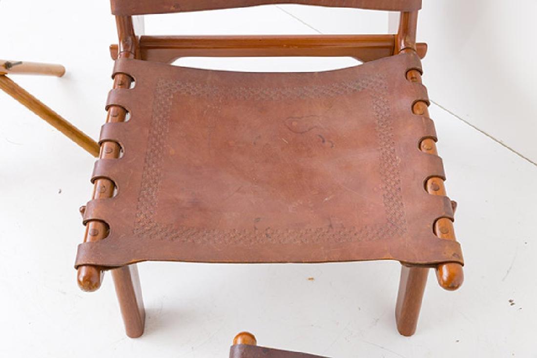 Angel Pazino Easy Chair/ Ottoman/ Stool - 3