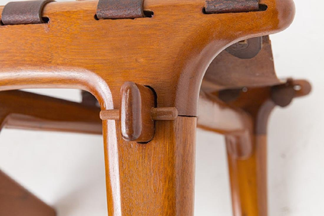 Angel Pazino Easy Chair/ Ottoman/ Stool - 8