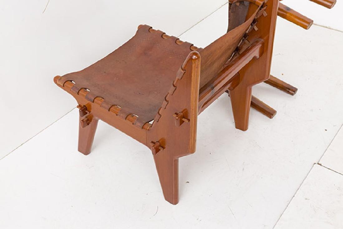 Angel Pazino Easy Chair/ Ottoman/ Stool - 9