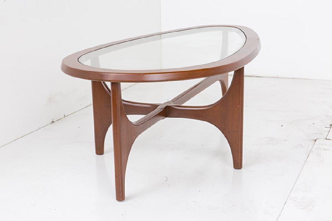 Teardrop Coffee Table - 3