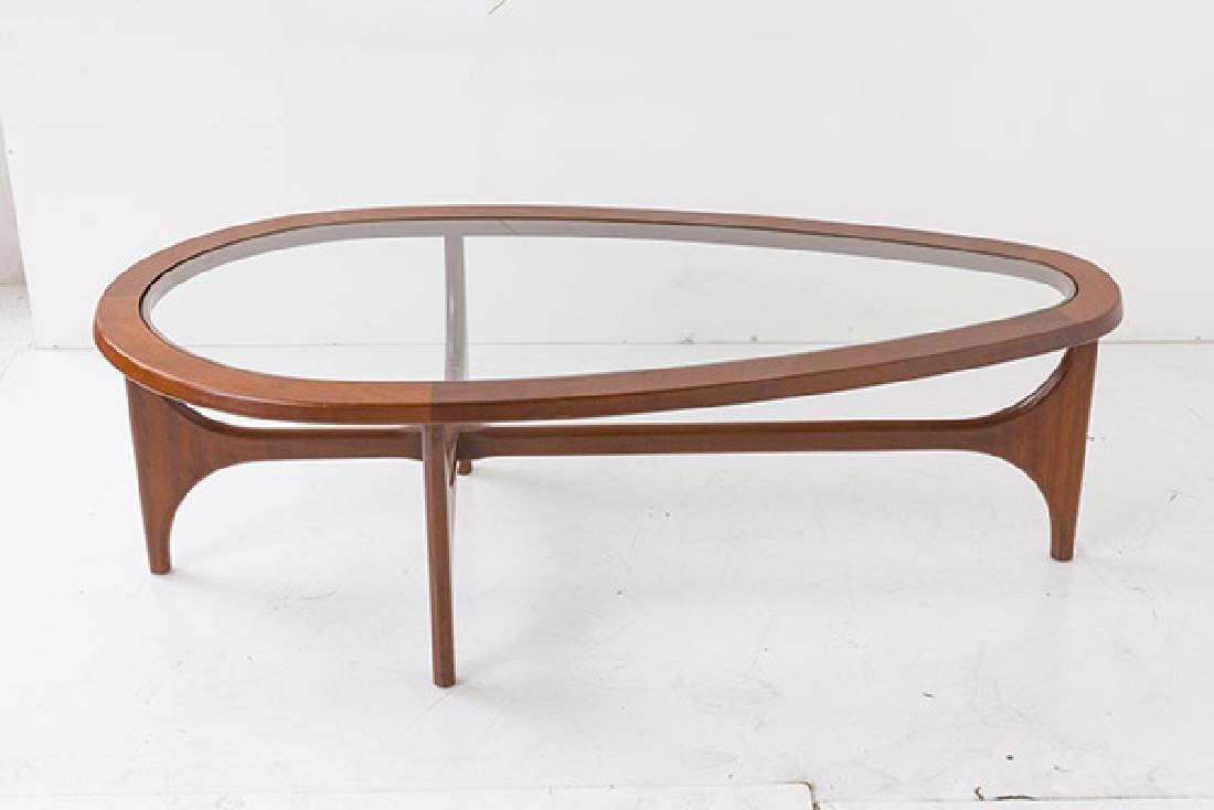 Teardrop Coffee Table - 4