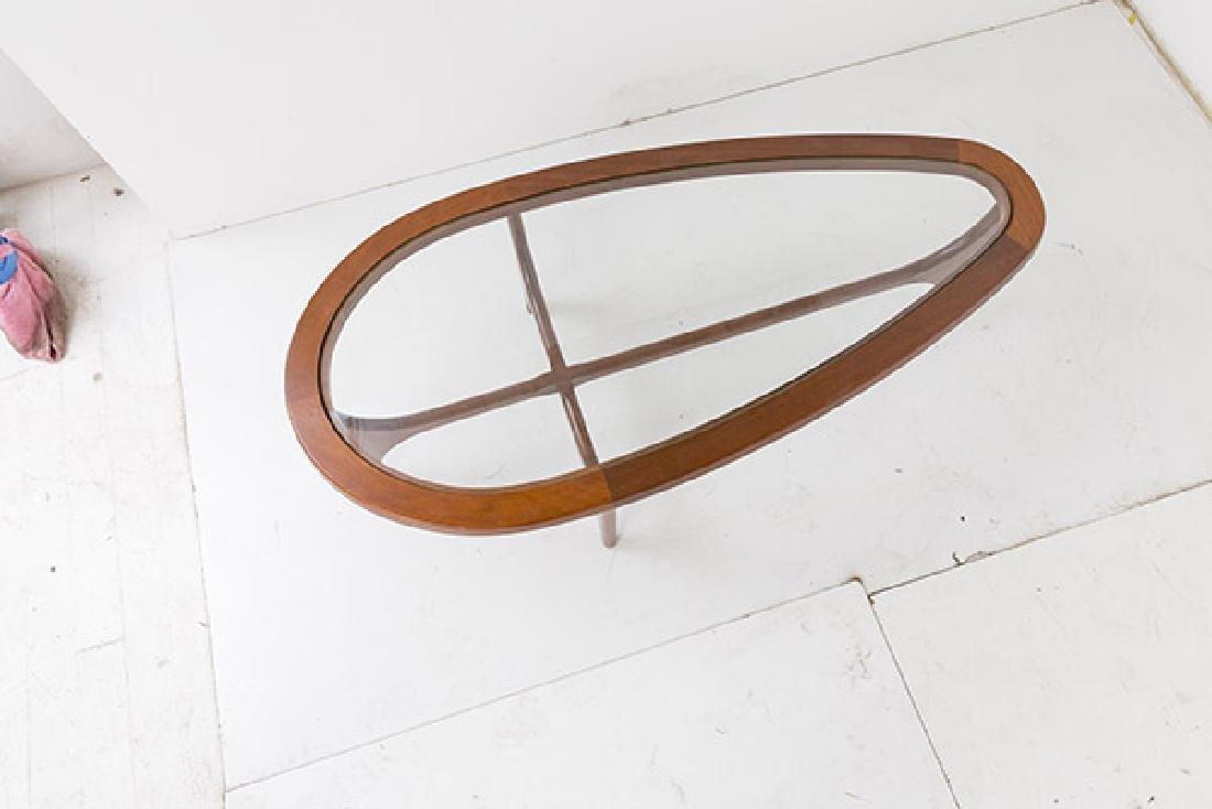 Teardrop Coffee Table - 5