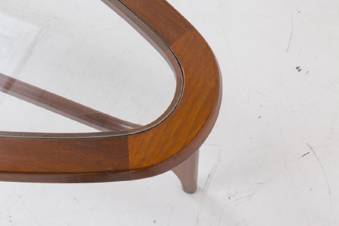 Teardrop Coffee Table - 6