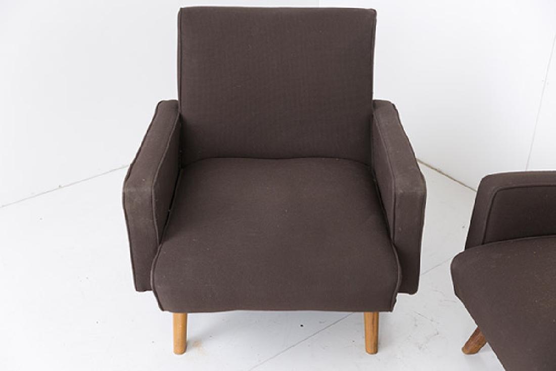 Gio Ponti (Attribution) Sofa & Chair - 4
